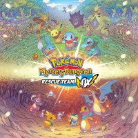 Pokémon Mystery Dungeon™: Rescue Team DX